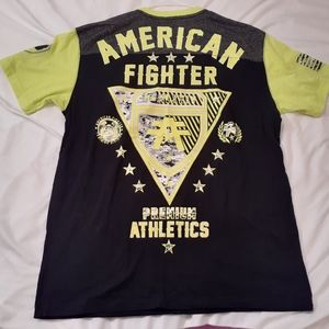 American Fighter Shirts - American fighter t-shirt